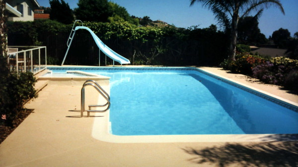 Pool Restoration Redondo Beach
